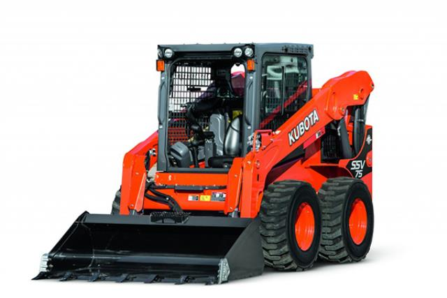 Where to find SSV75 PILOT, KUBOTA SKID STEER in Davis