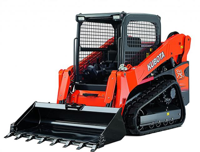 Where to find SKID STEER, KUBOTA SVL75 OPEN in Davis