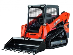 Rental store for SVL75 CAB, KUBOTA SKID STEER in Davis OK