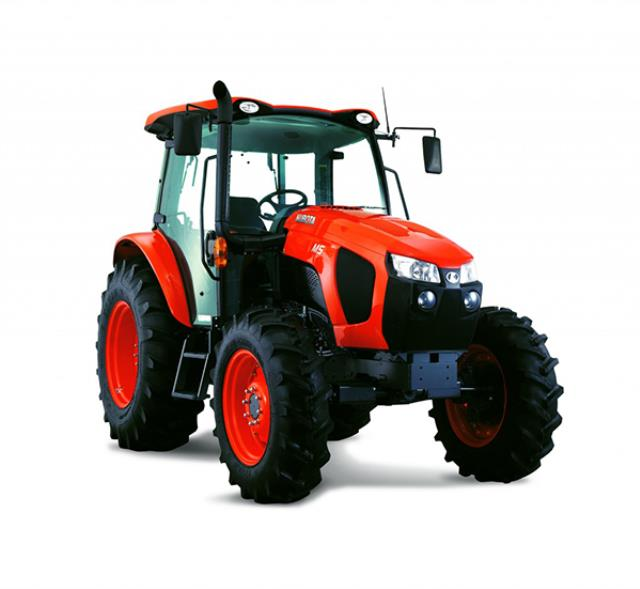 Where to find TRACTOR, 100HP CAB in Davis