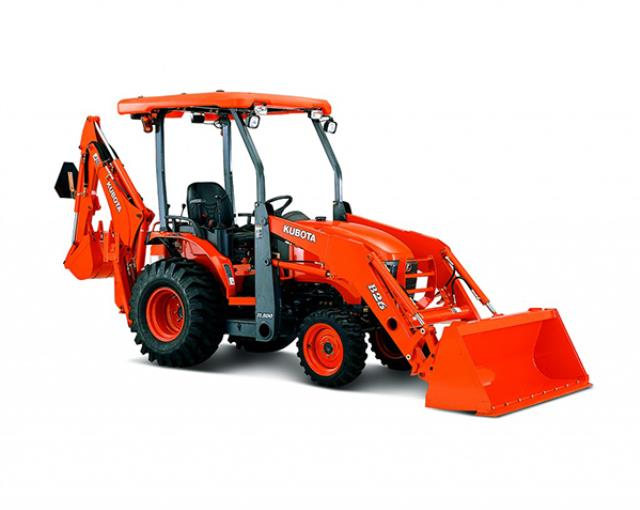 Where to find BACKHOE, KUBOTA B26 in Davis
