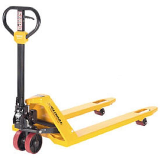 Where to find PALLET JACK, 5000LB CAPACITY in Davis