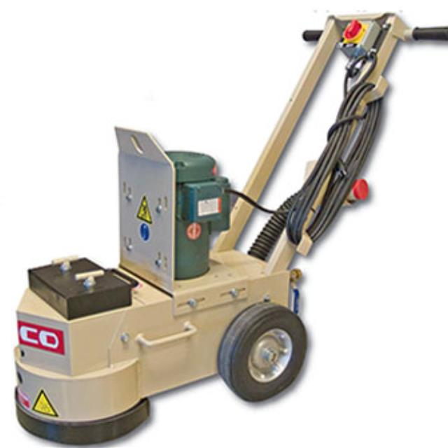 Where to find CONCRETE FLOOR GRINDER, S N 171010088 in Davis