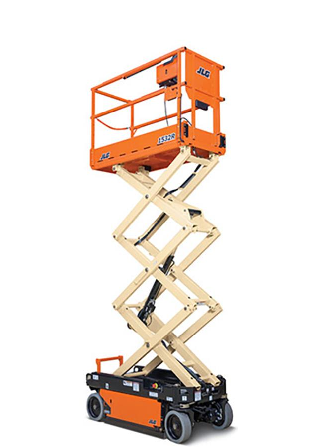 Where to find SCISSOR LIFT, 19 in Davis