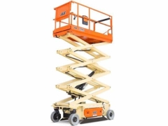Rental store for SCISSOR LIFT, 26 in Davis OK