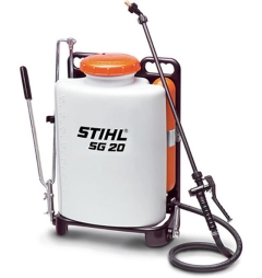 Rental store for ECHO BACKPACK SPRAYER, MS-41BP, S N 9385 in Davis OK