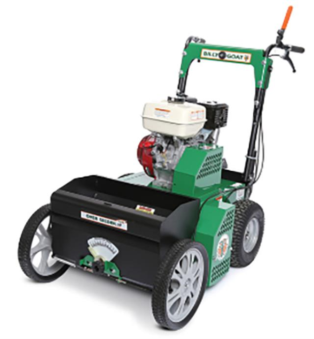 Where to find BILLY GOAT LAWN OVERSEEDER, SN 112717310 in Davis