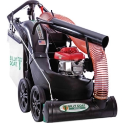 Rental store for BILLY GOAT LEAF VAC, S N 010818383 in Davis OK