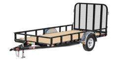 Rental store for TRAILER, LAMAR 10  TILT DECK in Davis OK
