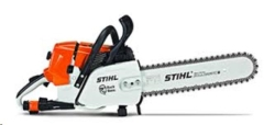 Rental store for CHAINSAW, STIHL 16  S N 185600659 in Davis OK